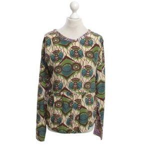 Colourful Marni x H&M Silk Blouse